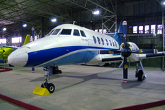 British Aerospace BAe-3100 Jetstream 31 G-JSSD