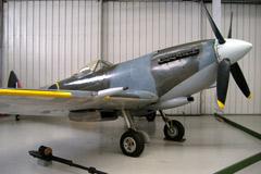 Supermarine Spitfire LF16E S/n TE462