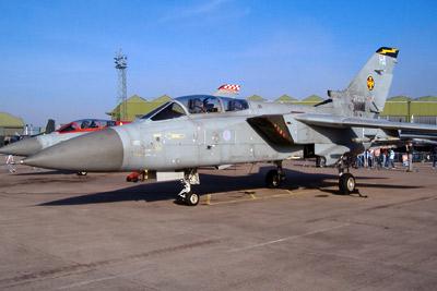 Panavia Tornado F3 ZE288 of 111 Squadron