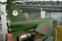 English Electric Lightning F2A XN776