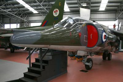 Hawker Siddeley Harrier GR.1 XV277