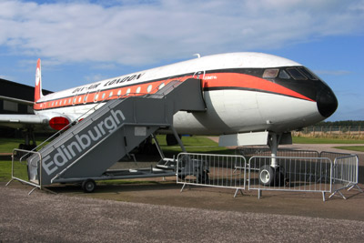De Havilland DH106 Comet 4C G-BDIX