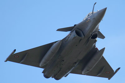 Dassault Rafale B 113-HN, of the French Air Force