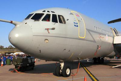 Vickers VC10 C1K XR808