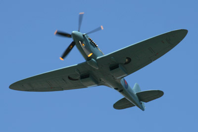 Spitfire PR Mk.XIX PM631