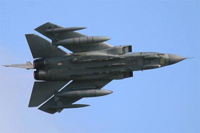 UK RAF Panavia Tornado GR4A ZG754