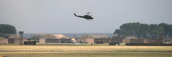 "Bell UH-1H Iroquois ""Huey"" G-UHIH"