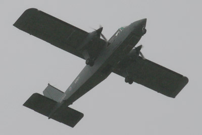 BN-2T Islander AL1 ZG845