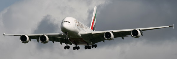 Emirates Airbus A380-861 S/n A6-EET